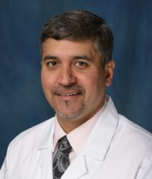 Saleem Islam, M.D., M.P.H., appointed to UF Society of Teaching Scholars