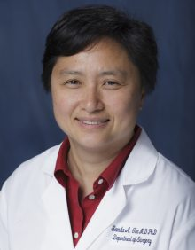Sanda Tan, M.D., Ph.D., inducted into UF Society of Teaching Scholars