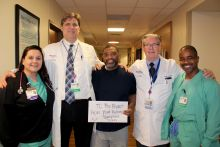 First patient receives kidney through Sacred Heart Health System and UF Health collaboration
