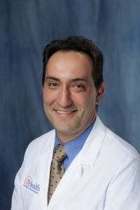 Ali Zarrinpar, M.D., Ph.D., joins UF College of Medicine's division of transplantation surgery