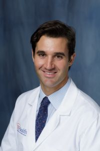 Dean J. Arnaoutakis, M.D., M.B.A., joins division of vascular surgery and endovascular therapy