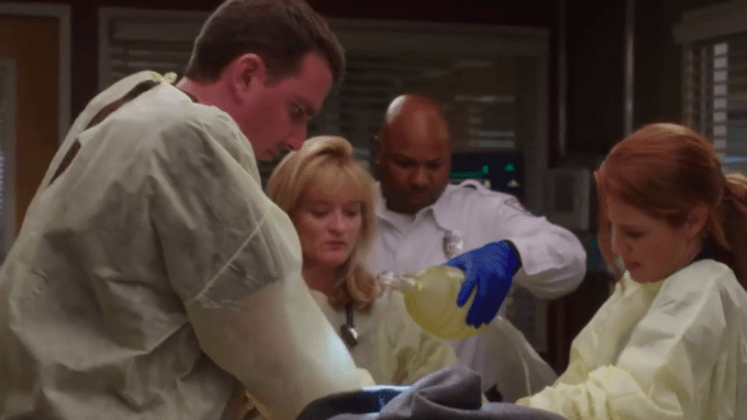 UF surgery resident goes Hollywood as medical consultant for 'Grey's Anatomy'
